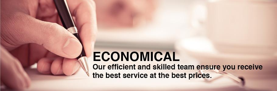 Our efficient and skilled team ensure you receive the best service at the best prices